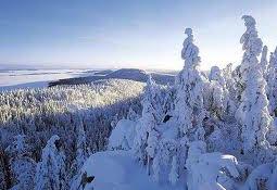 ski in finland