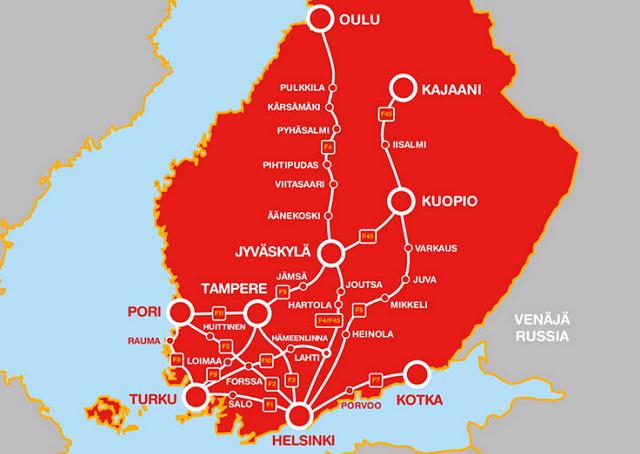 onnibus map
