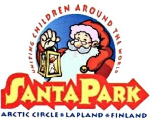 Santa Park logo