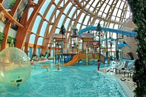 аквапарк Питерлэнд для детей