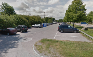 парковка в Стокгольме